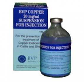 BVP COPPER INJECTION